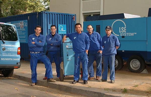 Team Sonne Haustechnik